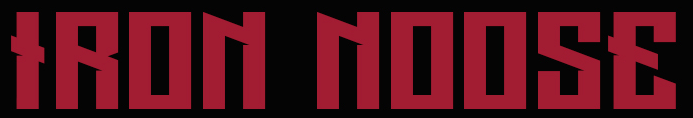 Iron Noose - Logo