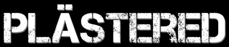 Plästered - Logo