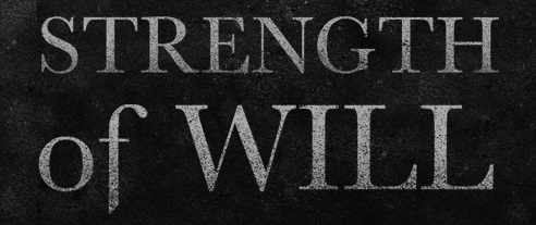Strength of Will - Logo