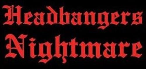 Headbangers Nightmare - Logo