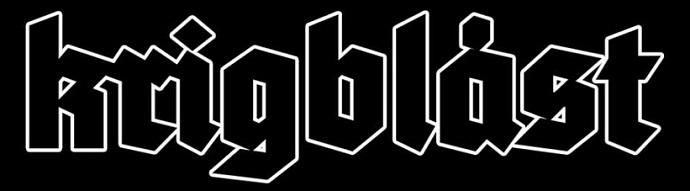 Krigblåst - Logo