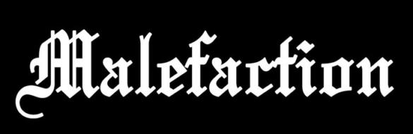 Malefaction - Logo