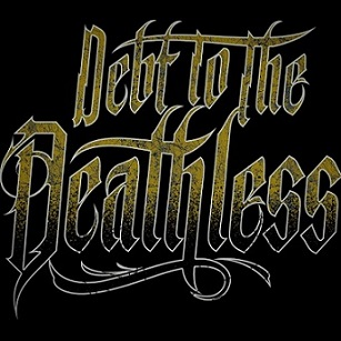 Debt to the Deathless - Logo