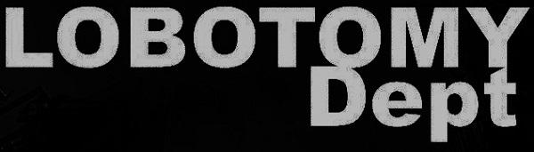 Lobotomy Dept - Logo