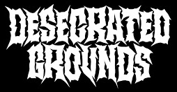 Desecrated Grounds - Logo