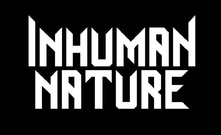 Inhuman Nature - Logo