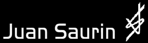 Juan Saurín - Logo