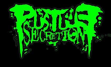 Pustule Secretion - Logo