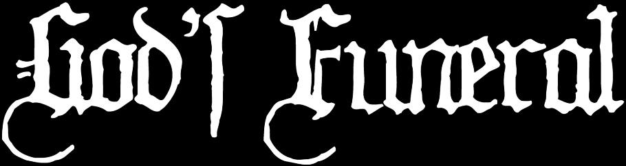 God's Funeral - Logo