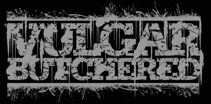 Vulgar Butchered - Logo