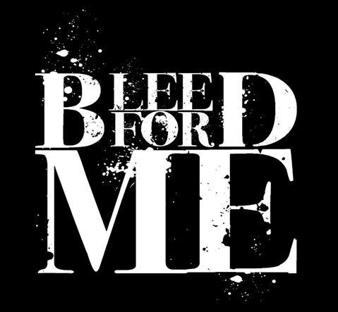 Bleed for Me - Logo