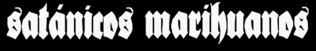 Satánicos Marihuanos - Logo