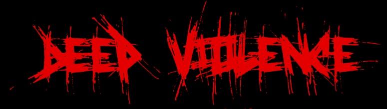 Deep Violence - Logo