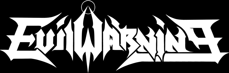 Evil Warning - Logo