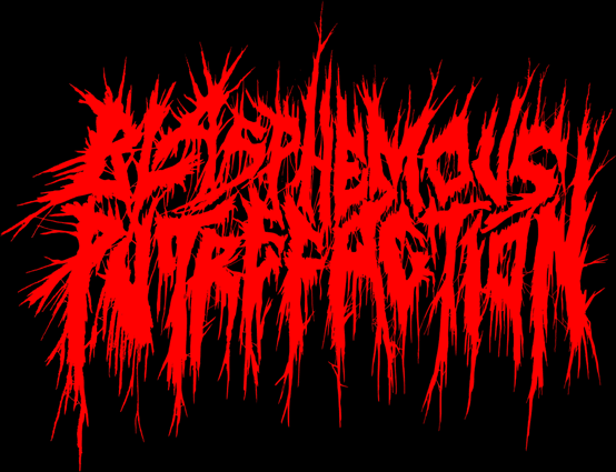 Blasphemous Putrefaction - Logo
