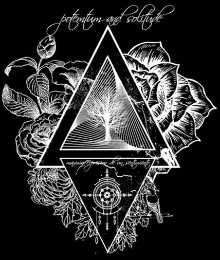 Potemtum and Solitude - Logo