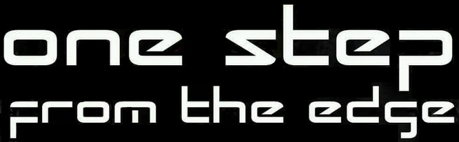 One Step from the Edge - Logo