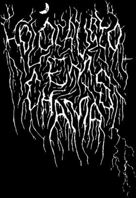 Holocausto em Chamas - Logo