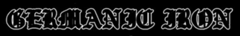Germanic Iron - Logo