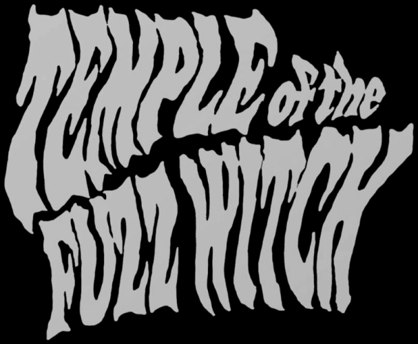 Temple of the Fuzz Witch - Logo