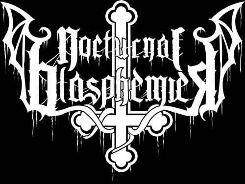 Nocturnal Blasphemies - Logo