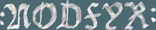 :Nodfyr: - Logo