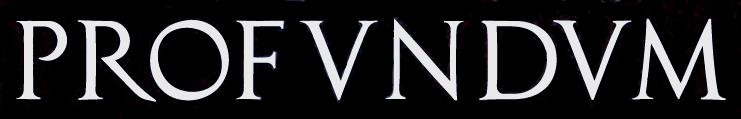 Profundum - Logo