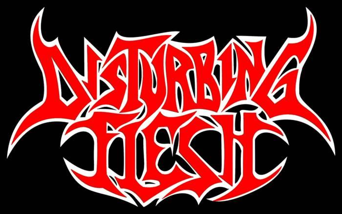 Disturbing Flesh - Logo