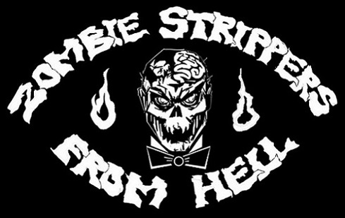 Zombie Strippers from Hell - Logo