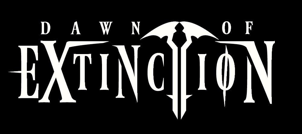 Dawn of Extinction - Logo