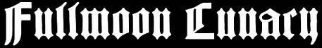 Fullmoon Lunacy - Logo