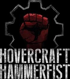 Hovercraft Hammerfist - Logo