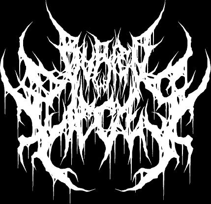 Buried in Pieces - Logo
