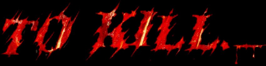 To Kill - Logo