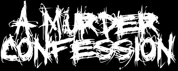 A Murder Confession - Logo