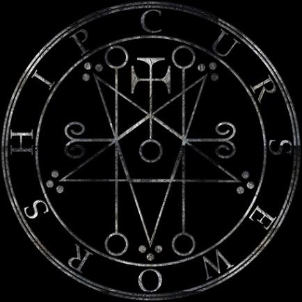 Curseworship - Logo