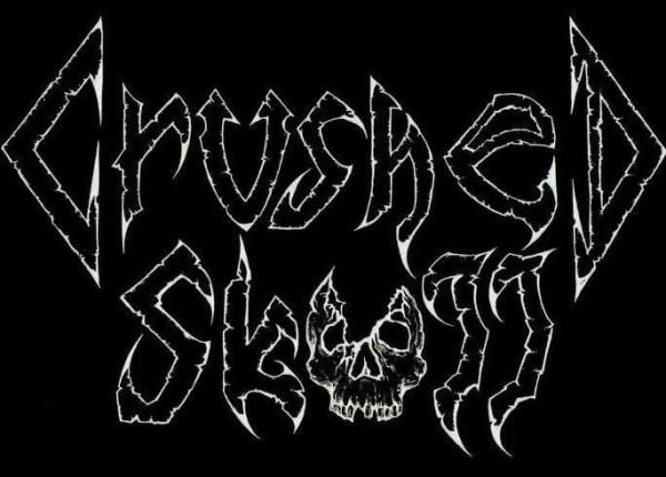 Crushed Skull - Logo