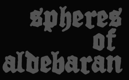 Spheres of Aldebaran - Logo