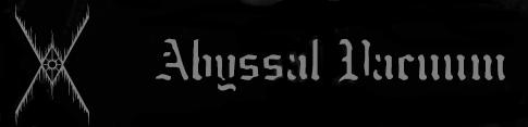 Abyssal Vacuum - Logo