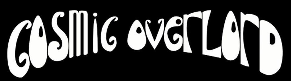 Cosmic Overlord - Logo