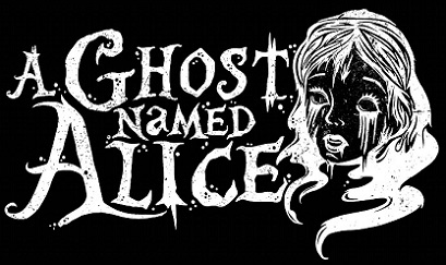 A Ghost Named Alice - Logo