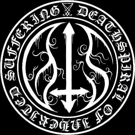 Deathspiral of Inherited Suffering - Logo