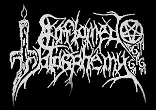 Inflamed Blasphemy - Logo