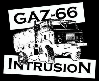 GAZ-66 Intrusion - Logo