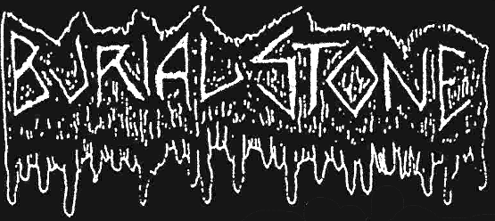 Burial Stone - Logo