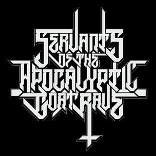 Servants of the Apocalyptic Goat Rave - Logo