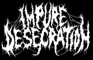 Impure Desecration - Logo