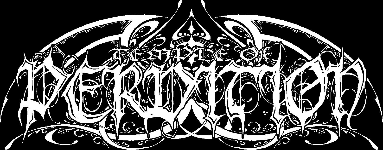 Temple of Perdition - Logo