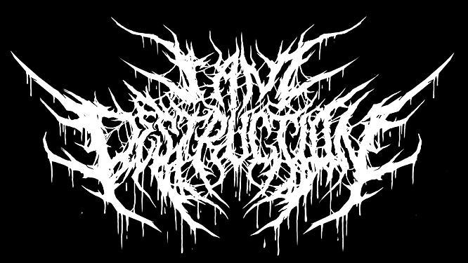 I Am Destruction - Logo