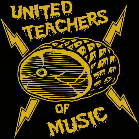 United Teachers of Music - Logo